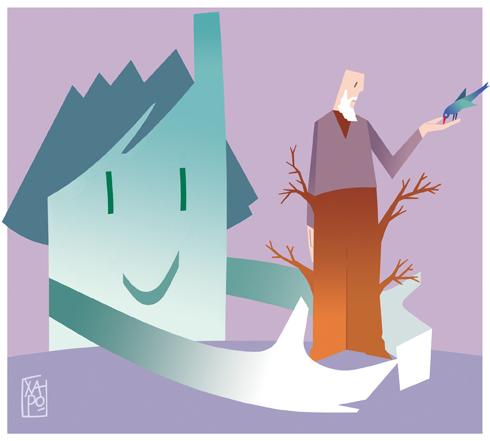 284 - Corriere Economia - servizi e prodotti per anziani,assunzioni - 26.02.19