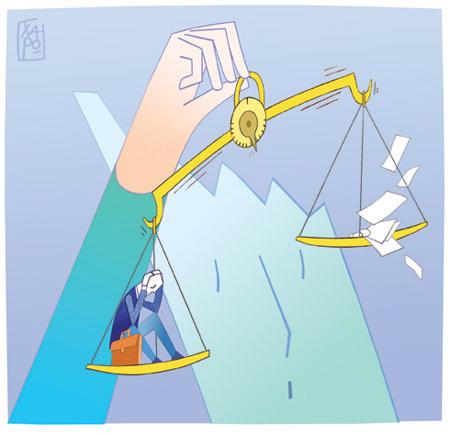 Corriere Economia - 08.11.13 - Paghe sempre più asfittiche