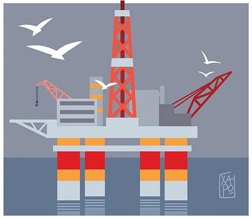 307 - Corriere Economia - offerte nelle società del petrolio - 1.10.19
