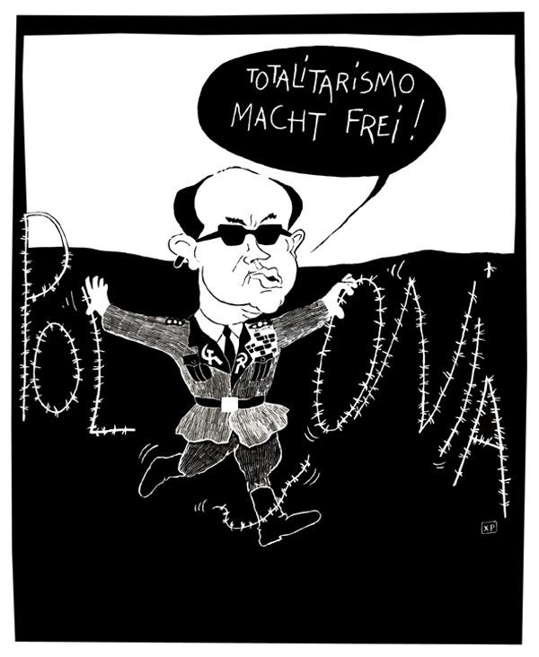 Jaruzelsky - totalitarism macht frei