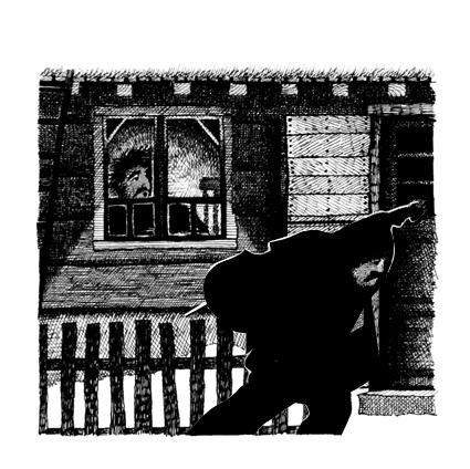 7 - Dietro la finestra
