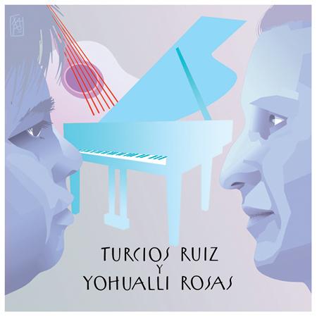 Turcios  Ruiz  y Yohualli Rosas  -  Cover 1 - Mexico 2013