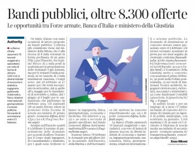 241 - Corriere Economia - Bandi pubblici - 23.01.18 - pp.41