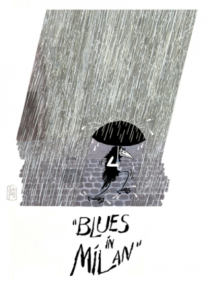 Blues in Milan