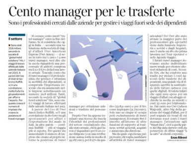 Corriere economia - travel manager  - 19.01.16-pp.39
