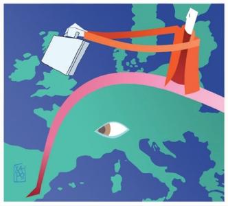 Corriere economia - riferim.europei per chi cerca lavoro - 20.01.15