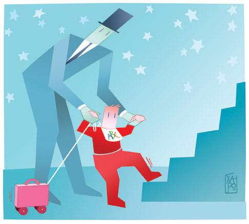 Corriere economia - 02. 12. 14 - managers disoccupati aiutano le start up