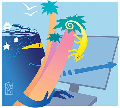 298 - Corriere Economia - professionisti di turismo e digitale - 11.06.19