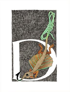 Drago volante