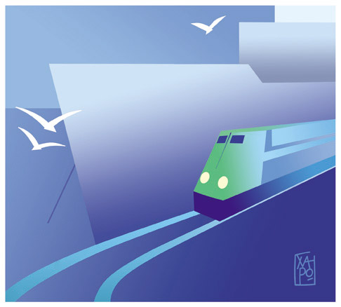 239 - Corriere Economia -Trasporti su ferro e acqua; assunzioni - 19.12.17