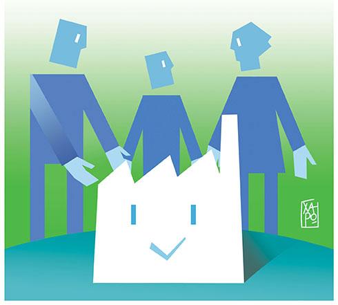 292 - Corriere Economia - imprese familiari ; assunzioni - 30.04.19