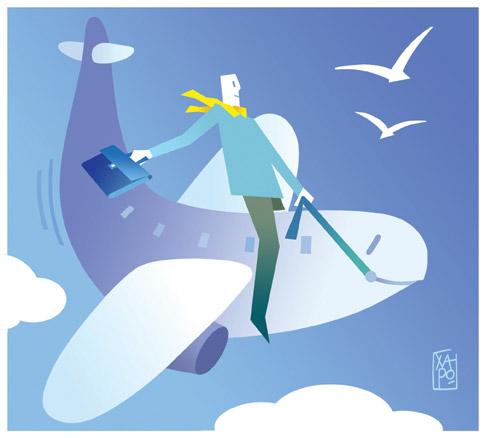 Corriere Economia - aviation jobs - 11.04.17