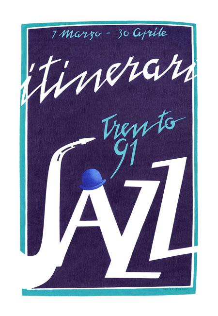 Trento Jazz 91
