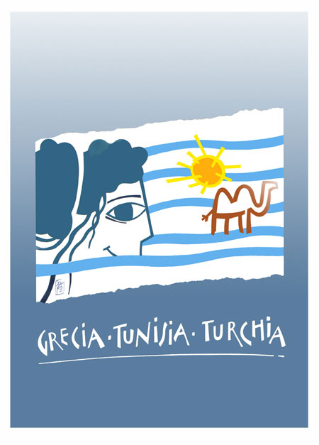 Caleidoscopio - Grecia - Tunisia - Turchia