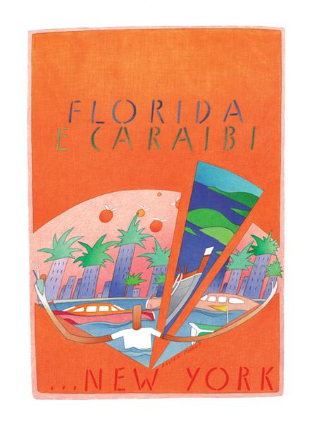 IVV - Florida e Caraibi - New York  90-91