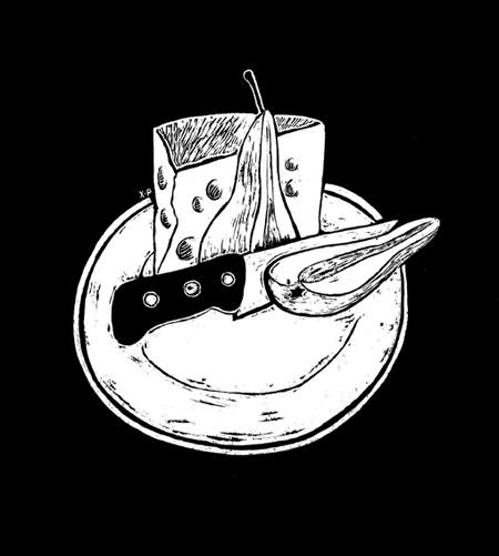 Entre la poire et le fromage