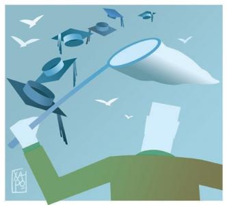 Corriere Economia - masters on line - 30.05.17