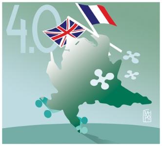 266 - Corriere Economia -Tra Londra Parigi e Milano 4.0, assunzioni - 25.09.18