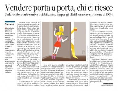 Corriere Economia - di tutto, porta a porta - 30.06.15