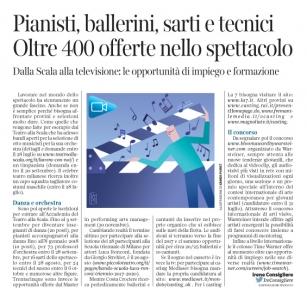 Corriere Economia - Showbizjobs - 18.07.17 - pp.33