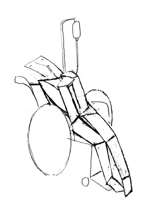 Rivista Medica - stato vegetativo - Sketch