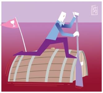 270 - Corriere Economia - lavoro nel mondo del vino- 30.10.18