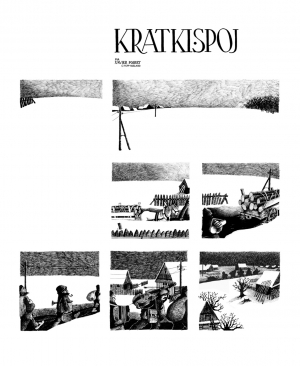 Kratki spoj, pagina 1
