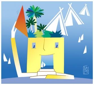 249 - Corriere Economia - giovani; lavoro nei campeggi - 10.04.18