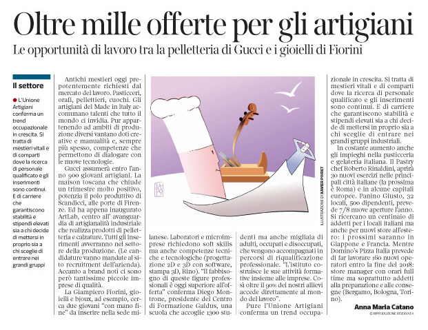 253 - Corriere Economia - assunzioni di artigiani di qualità - 15.05.18 - pp.35