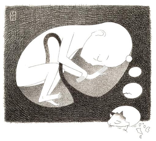 Corriere medico - 91 - quando nasce il pensiero